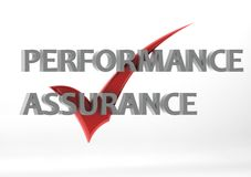 Performance assurance Stock Photos