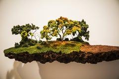 Performance.Begin 2014 ARCO, a arte contemporânea internacional Foto de Stock