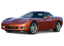Performance Car Royalty Free Stock Image