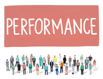 Performance Development Improvement Perform Concept Royalty Free Stock Photo