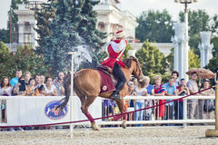 Performance Kremlin Riding School Stock Photography