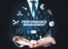 Free Performance Management. Business Technology Concept Stock Photos - 139149143