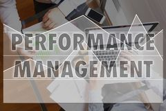 Performance management royalty free stock images