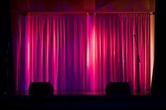 Performance scene Stock Photos