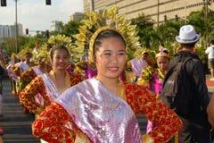 Performer-during-parade Stock Photos