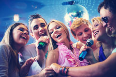 Performers Royalty Free Stock Photography
