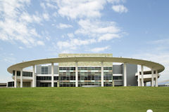Performing Arts center in Austin. TX USA Stock Image