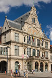 Performing Arts Theatre. Ghent. Belgium Royalty Free Stock Photo