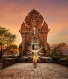 Apsara royalty free stock photography