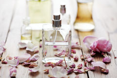 Perfume Foto de Stock Royalty Free