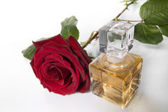 Perfume. Royalty Free Stock Images
