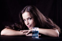 Perfume Royalty Free Stock Photography