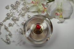 Perfume Imágenes de archivo libres de regalías