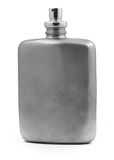 Perfume atomizer. A perfume atomizer isolated on white background stock photos