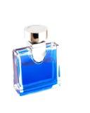 Perfume azul foto de stock royalty free
