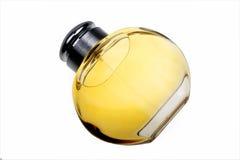 Perfume bottle. A bottle of top-grade perfume on white background Stock Photo