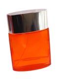 Perfume Bottle. Isolated. White background Royalty Free Stock Photos