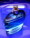Perfume bottle Royalty Free Stock Photography