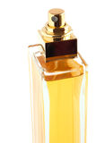 Perfume bottle. Isolated on white background Stock Photography