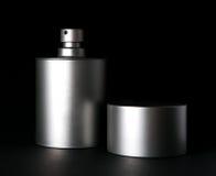 Perfume bottle stock photo