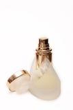 perfume bottle 2 royalty free stock images