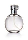 Perfume bottle. Isolated on white background Stock Images