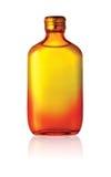 Perfume bottle. Isolated on white background Royalty Free Stock Images