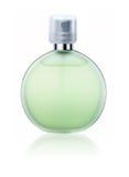 Perfume bottle. Isolated on white background Royalty Free Stock Photo
