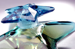 Perfume bottle Royalty Free Stock Image