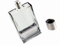 Perfume bottle. Isolated stock photo