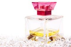 Perfume bottle Royalty Free Stock Photography