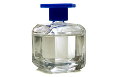 Perfume in bottle stock images