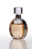 Perfume bottle (with clipping path) Stock Photo