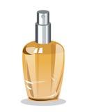 Perfume bottle elegance fragrance wo. Vector illustration eps 10 Royalty Free Stock Image