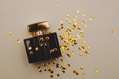 Perfume bottle Royalty Free Stock Images