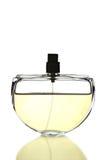 Perfume Bottle isolated. Stock Image