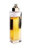Perfume bottle isolated on white Royalty Free Stock Photo