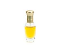 Perfume bottle. Perfume bottle isolated on white background Stock Image