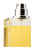 Perfume bottle spray. Detail Stock Photography
