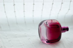 Perfume. Bottle of perfume or toilet water Royalty Free Stock Image