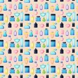 Perfume bottle vector set. Set of vector perfume fashion container smell spray. Vector illustration perfume shop symbols elegant merchandise gift. Beauty liquid Stock Photo