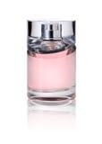 Perfume bottle. On white background Stock Photo