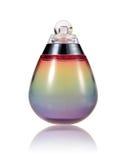 Perfume bottle. On white background Royalty Free Stock Photography