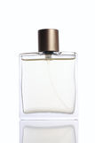 Perfume Bottle (with Clipping Path) Royalty Free Stock Images