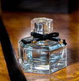 Perfume bottle Stock Photo