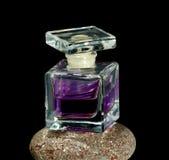 Perfume bottle1 fotografía de archivo libre de regalías