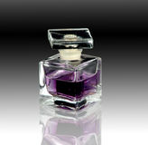 Perfume bottle6 fotos de archivo libres de regalías