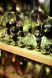Perfume bottles Stock Images
