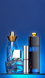 Perfume bottles Royalty Free Stock Image