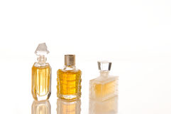 Free Perfume Bottles Royalty Free Stock Image - 8747016